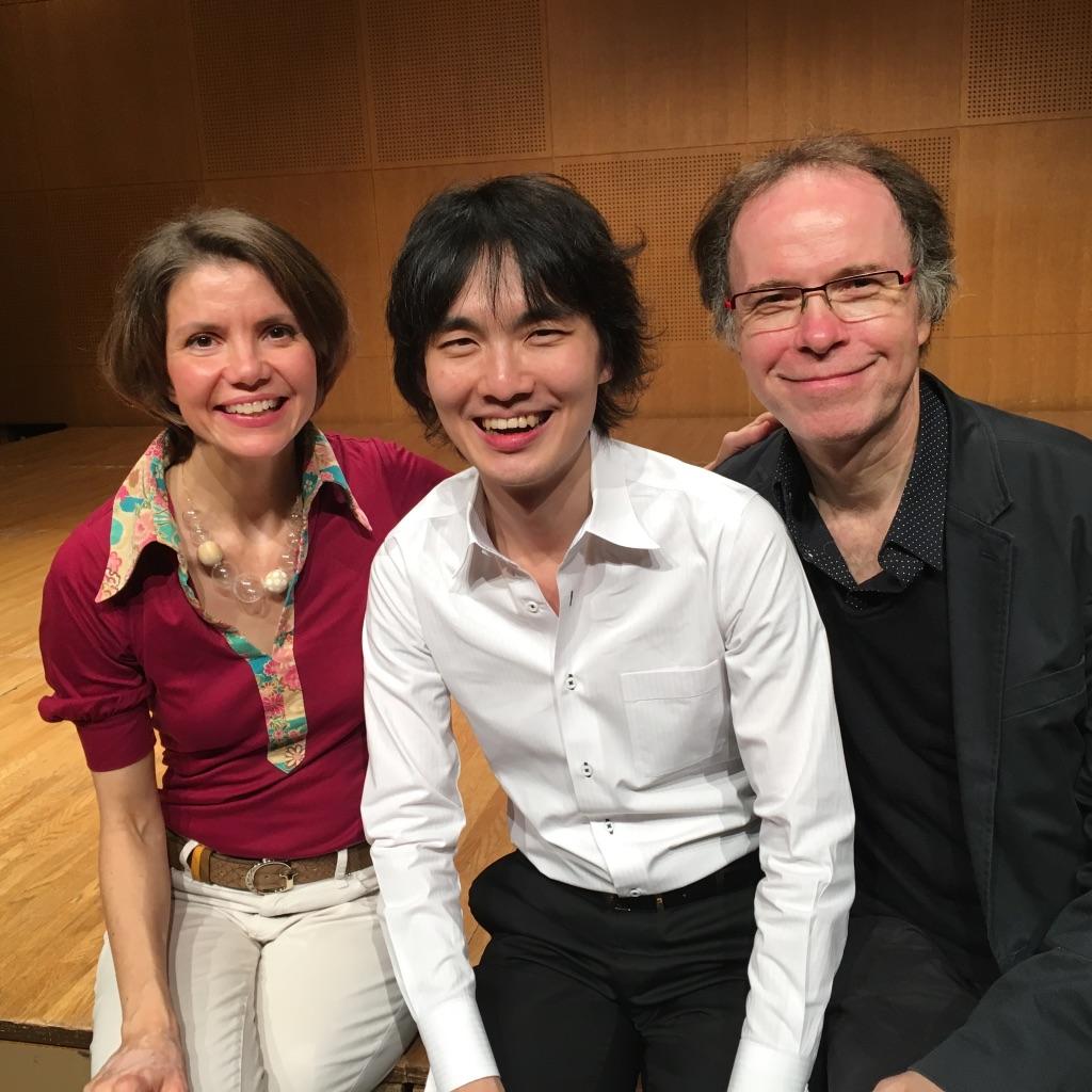 With Ryota Nomura